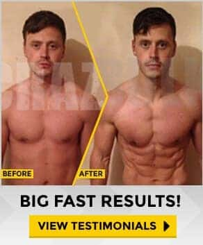Crazy Bulk Custemers Before And After